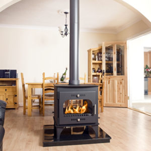 stove carraig beag stove doubled sided stove