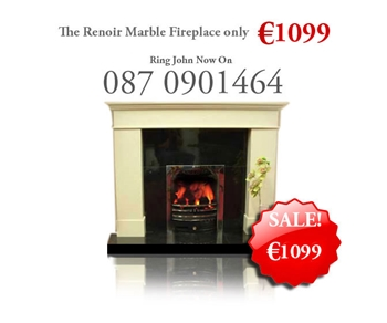 fireplaces dublin